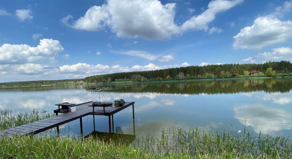 Открытие рыбалки в Солтановке